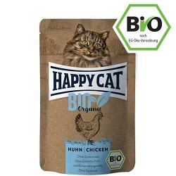 Happy Cat Bio Huhn+Pute 85g