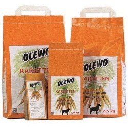 Olewo Karotten-Pellets