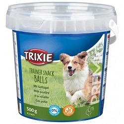 PREMIO Trainer Snack Poultry Balls 500g