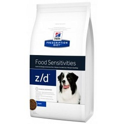 Hill's Canine z/d 3 kg