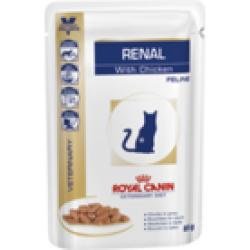 CAT RENAL Chicken WET