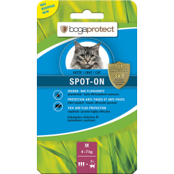 SPOT-ON Katze M 3 x 1.2ml